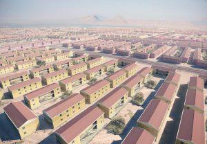 prefab social housing nepal