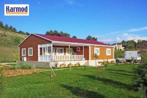 prefabricated houses nepal