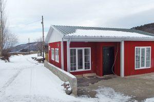 social prefab housing