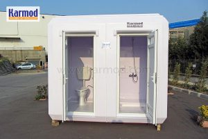 mobile bathroom toilet india
