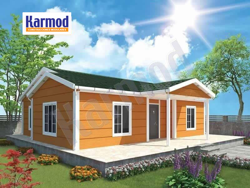 Readymade Prefabricated Houses in India