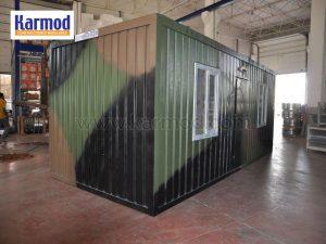 pembuatan booth container bandung