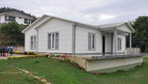 prefabricated house indonesia