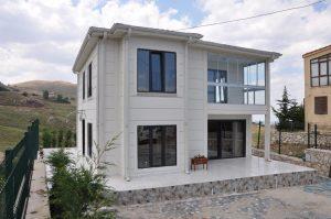 prefabricated house sabah