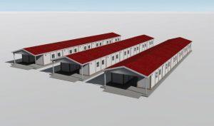 Field modular hospitals