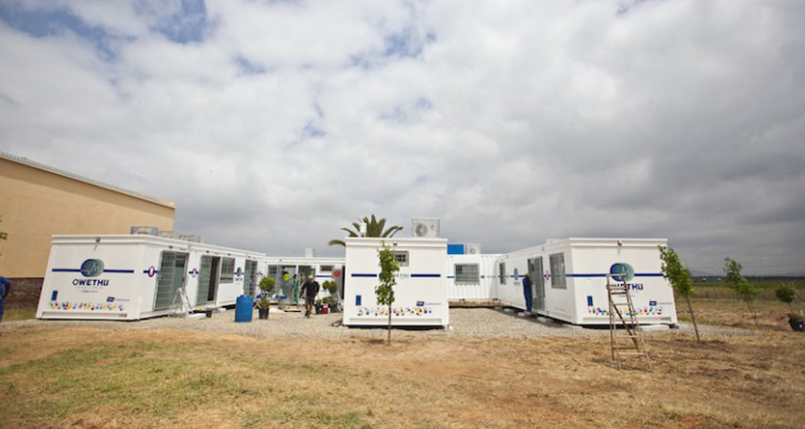Healthcare Buildings & Mobile Clinics Cabins