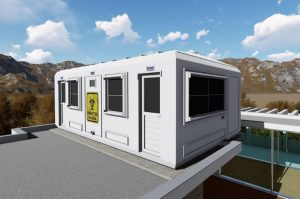 coronavirus mobile medical units