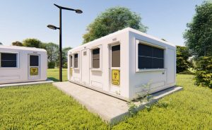 medical clinic portacabins