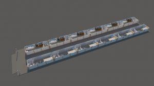 modular hospital rooms