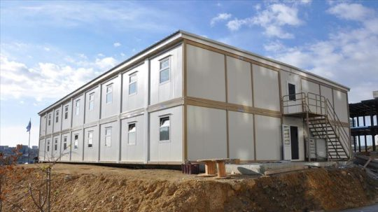 container homes uganda