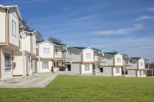 low cost housing in zambia