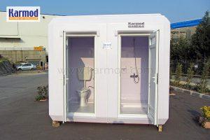 Mobile Toilet Ghana