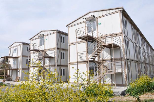 Prefabricated buildings prices & Mobile classrooms prices