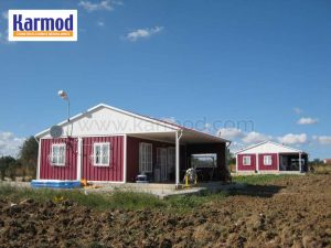container houses for sale in zambia