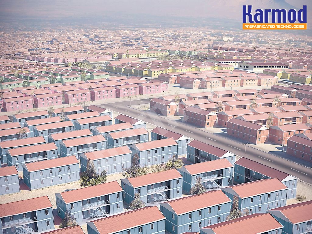 Kenya Plans to Build 5.000 Affordable Housing Units by 2022