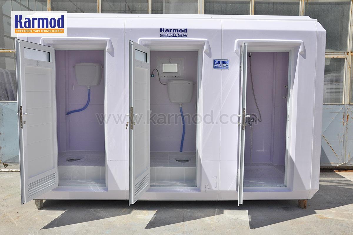 Mobile Toilets Kenya