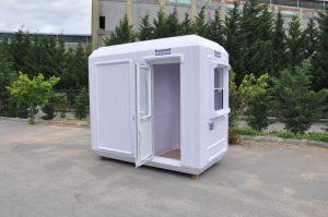 mobile toilets zambia