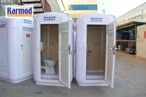 mobile wc