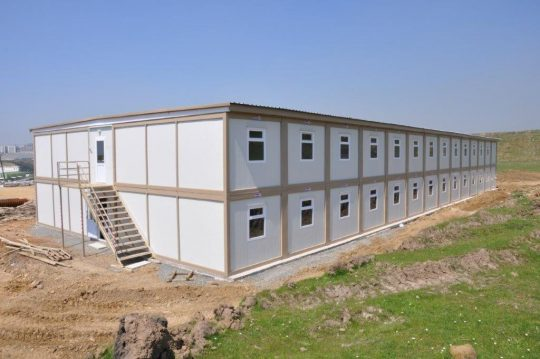 Mobile Office Complexes