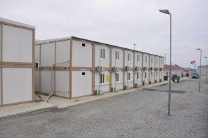 modular site camps