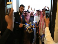 Karmod opened the largest prefab showroom in the Middle East