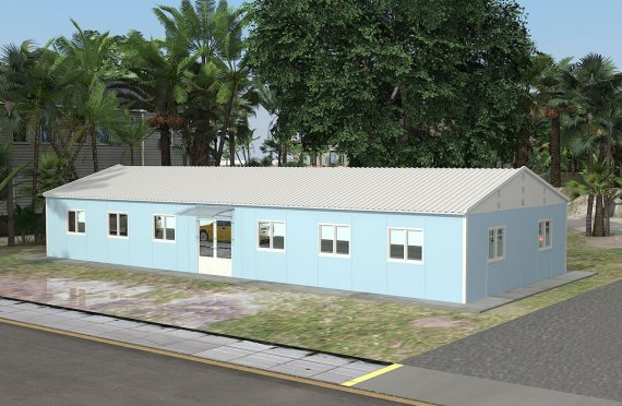 Commercial office buildings | Portable | Modular