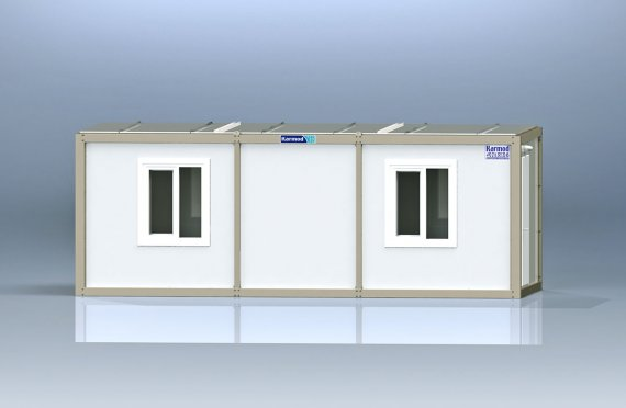 Flat Pack Office Container K1003