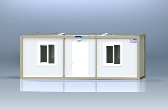 Flat Pack Office Container K2002