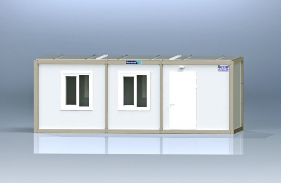 Flat Pack Office Container K2004
