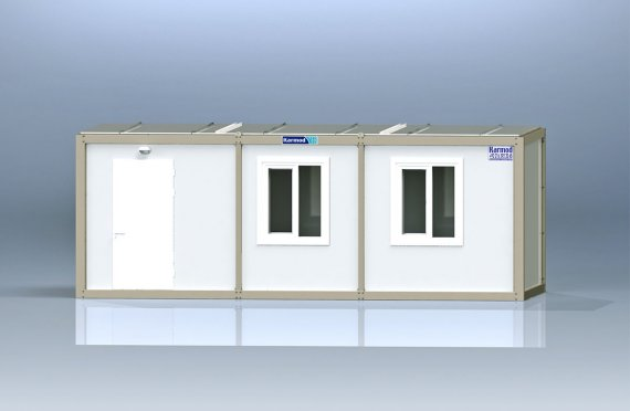 Flat Pack Office Container K8001