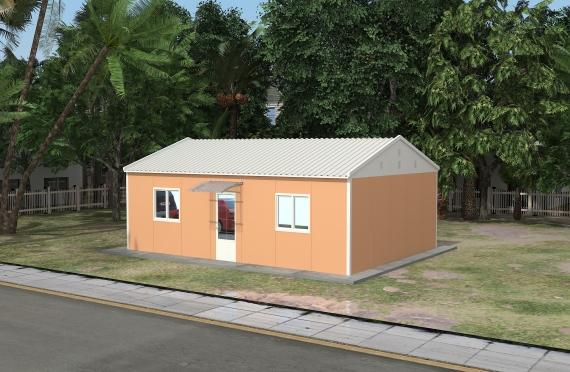 Modular Office Building 58 m²