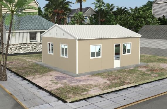 Modular Office Building 49 m²