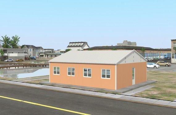 modular office building
