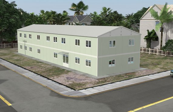 Modular office buildings | Affordable |  Permanent