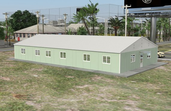 Portable office buildings | Construction | Relocatable