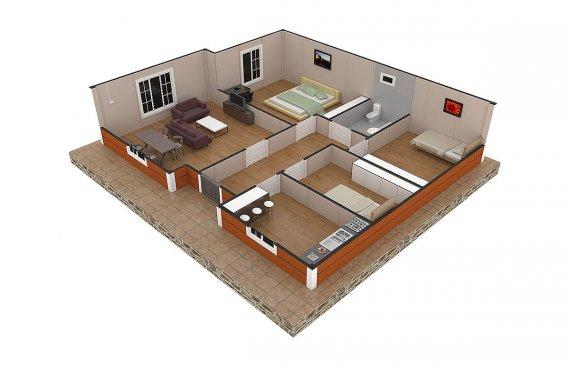 pre made homes