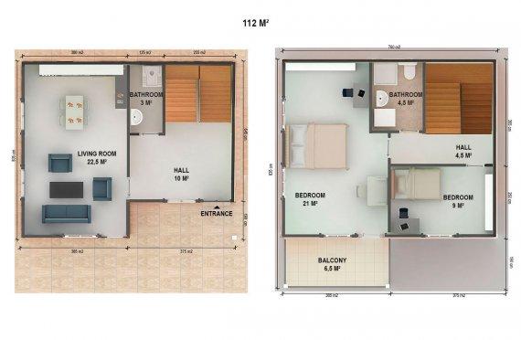 prefab home plans