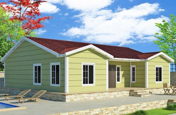 Prefab Home 126 m²
