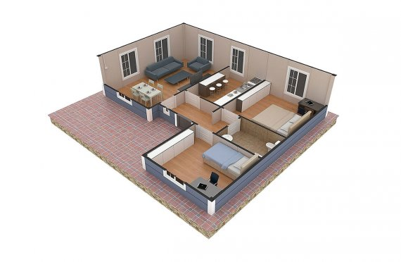 modular plans