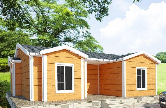 Prefab Home 98 m²