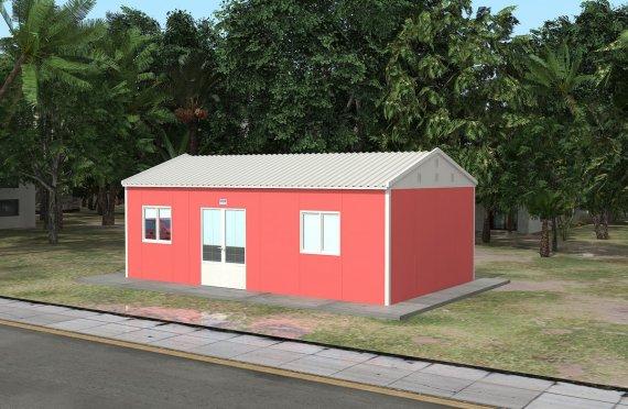 Modular Infirmary 46 m²