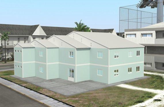 Portable Classroom 508 m²