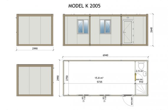 project container