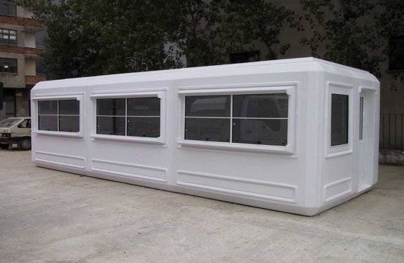 security gatehouse design