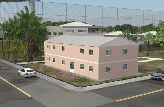 Temporary office buildings | Portable | Modular | Prefab