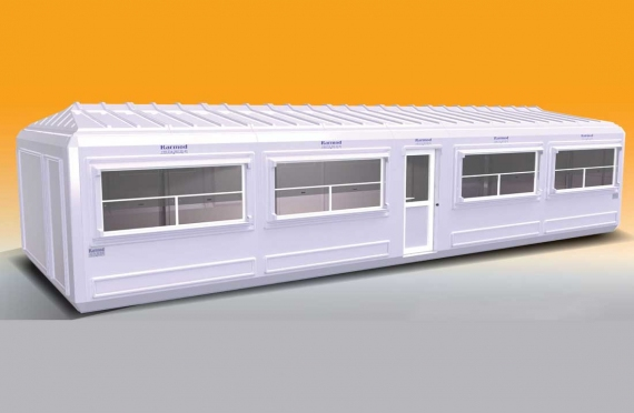 Portable Building 390x1110