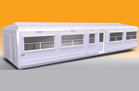 Portable Building 390x1230