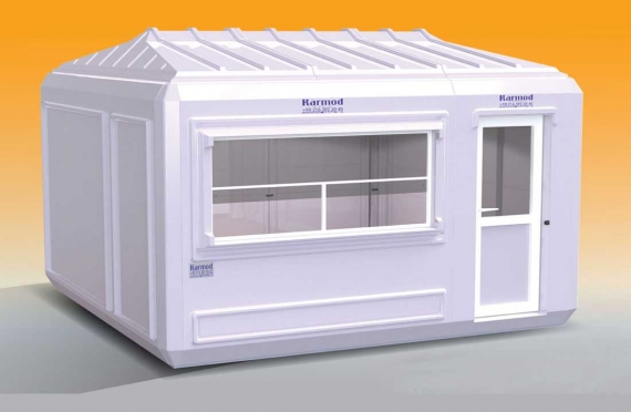 Portable Building 390x390