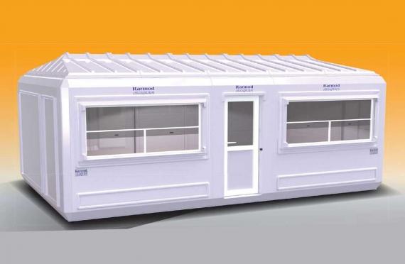 Portable Building 390x630