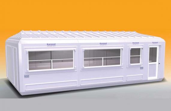 Portable Building 390x750